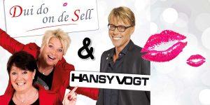Donnerstag, 12. August: Dui do on de Sell & Hansy Vogt -Ein badisch – schwäbisches Freundschaftsspiel