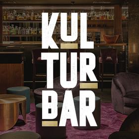 Sonntag, 24. Oktober: KULTURBAR - Sunday Bar Talk & Show