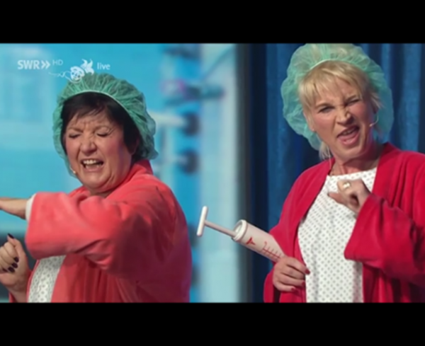 SWR TV-Fasnet aus Donzdorf 2018
